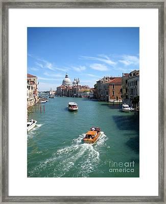Aah Venezia Framed Print by Europe  Travel Gallery