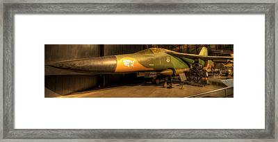 Aardvark F-111 Framed Print