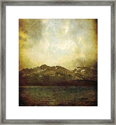 Ab Antiquo I Framed Print by Brett Pfister