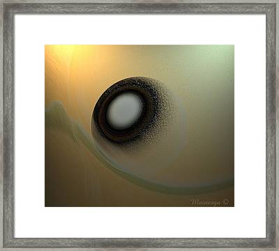 Ab-www-1 Framed Print by Ines Garay-Colomba