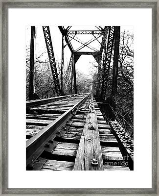 Abandoned #12 Framed Print by Robert ONeil