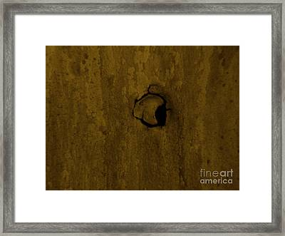 Abandoned Framed Print by Andrea Anderegg