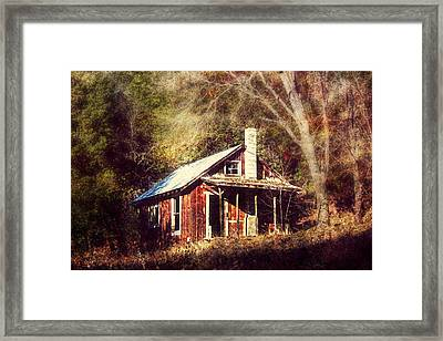Abandoned Dreams Framed Print by Melanie Lankford Photography