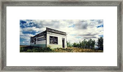 Abandoned Golf Club Framed Print by Starlux  Productions