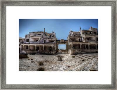 Abandoned Holidays Framed Print