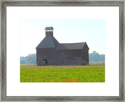 Abandoned Framed Print by Kay Gilley