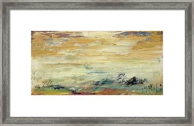 Abandoned Framed Print by Martin Ruygrok