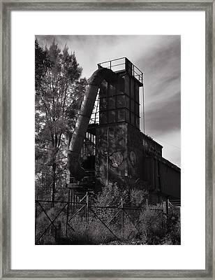 Abandoned Framed Print by Marty  Cobcroft