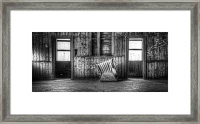 Grace Framed Print by Scott Norris