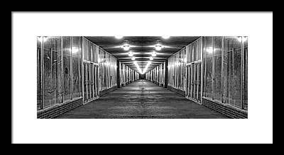 Out Of Business Framed Prints