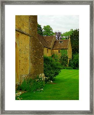 Abbey Framed Print