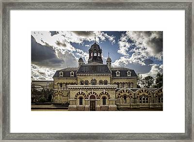 Abbey Mills Pumping Station Framed Print