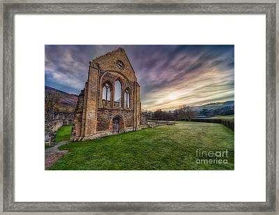 Abbey Ruins Framed Print
