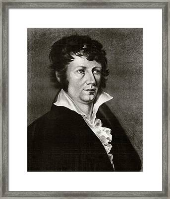 Abel Niepce Framed Print by Cci Archives