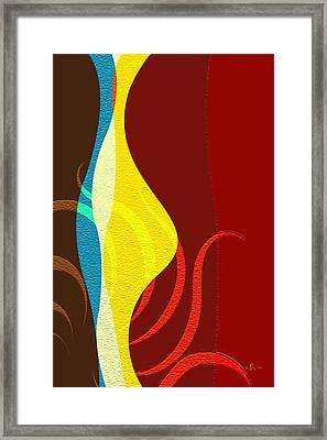 Abeleven Framed Print