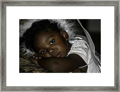 Abigail Nr2 Framed Print