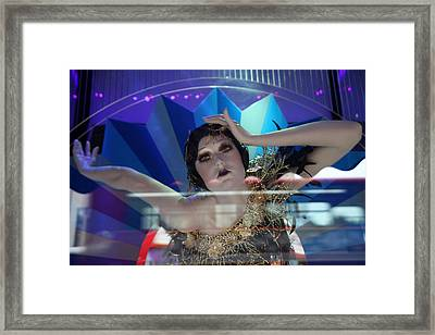Able And Willing Framed Print