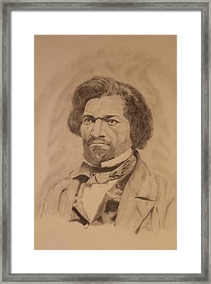 Abolitionist Framed Print