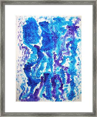 Abomlination Abomlinage Framed Print by Lois Picasso