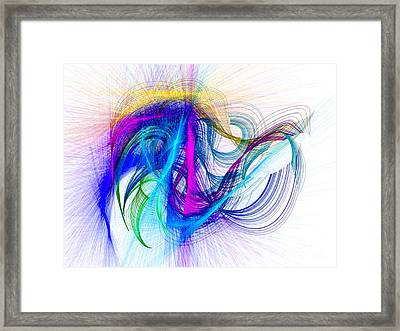 Aboo Two Framed Print