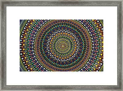 Aboriginal Inspirations 28 Framed Print