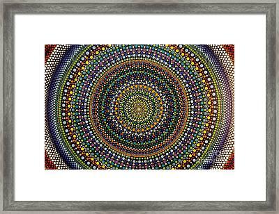 Aboriginal Inspirations 29 Framed Print