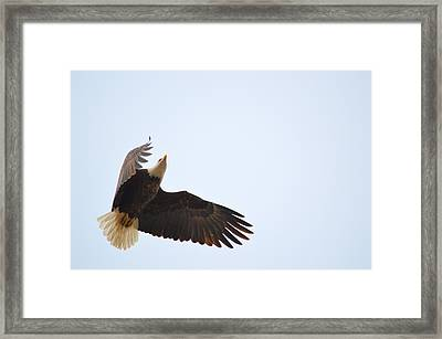 Above All Else Framed Print