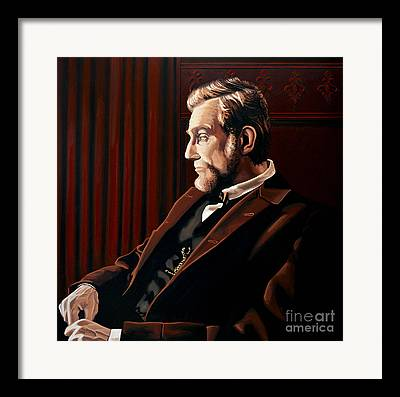 Whigs Framed Prints