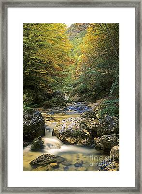 Abruzzo National Park In Italy Framed Print by George Atsametakis