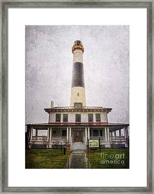 Absecon Lighthouse Framed Print