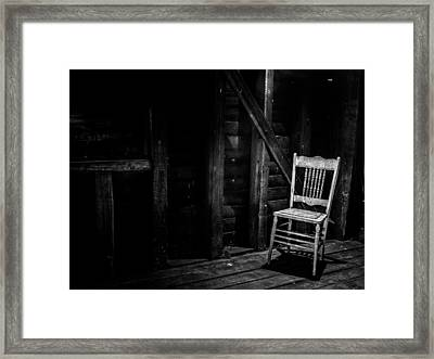 Absentia Framed Print by Kaleidoscopik Photography