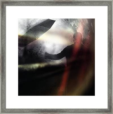 Absolute Elsewhere Framed Print by Taylan Apukovska
