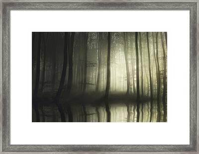 Absolute Silence Framed Print