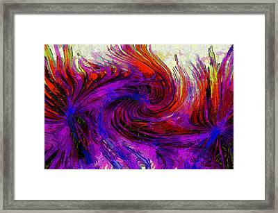 Absrtact Art - 1 Framed Print