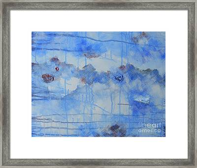 Abstract # 3 Framed Print by Susan Williams