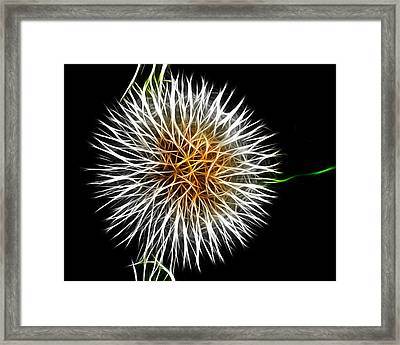 Abstract 002 Framed Print