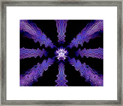 Abstract 0049 Framed Print