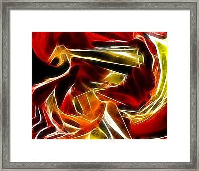Abstract 006 Framed Print
