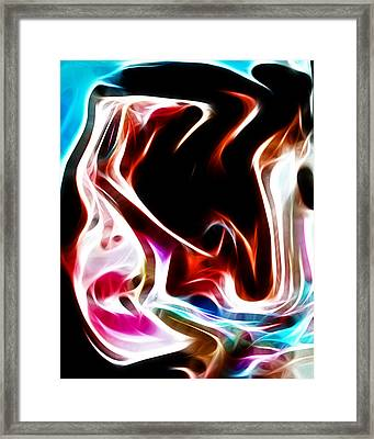 Abstract 007 Framed Print