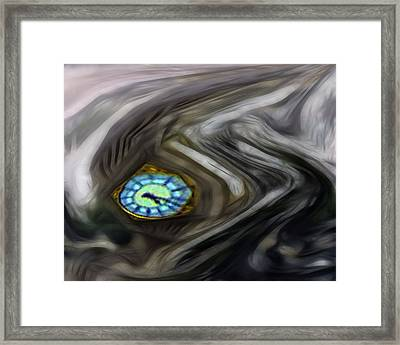Abstract 009 Framed Print