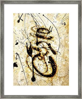 Cella Framed Print by Gary Bodnar