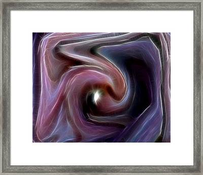 Abstract 010 Framed Print