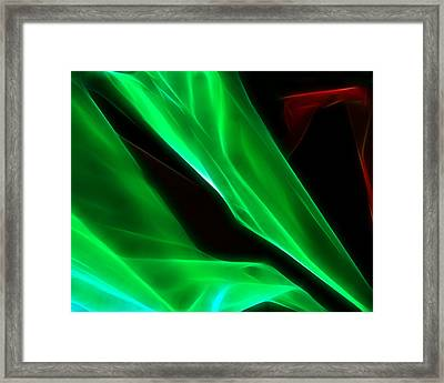 Abstract 015 Framed Print