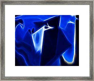 Abstract 017 Framed Print
