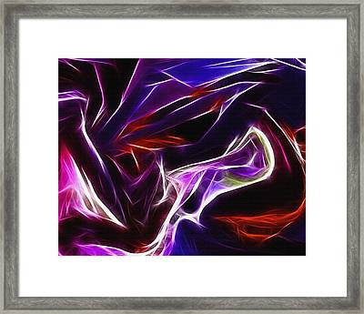 Abstract 025 Framed Print