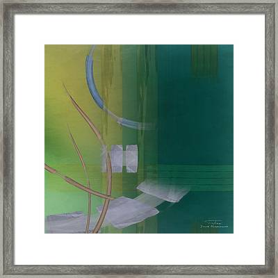 Abstract 03 I Framed Print by Joost Hogervorst