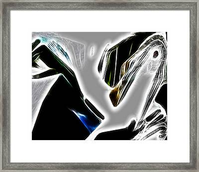 Abstract 030 Framed Print