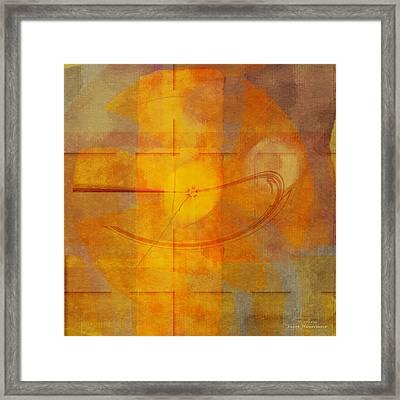 Abstract 05 IIi Framed Print by Joost Hogervorst