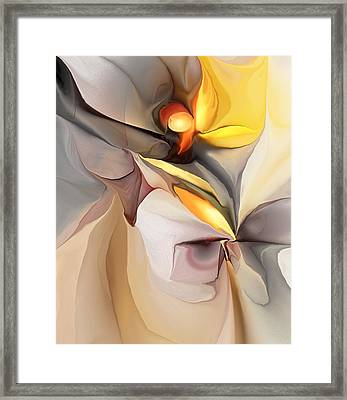 Abstract 060213 Framed Print