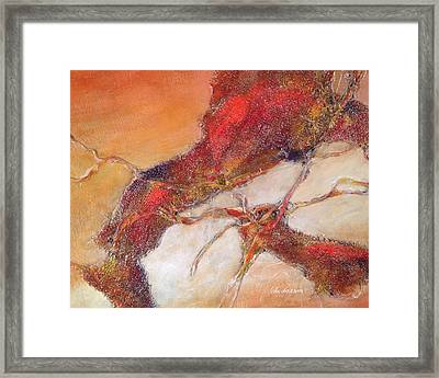 Conjunction 1 Framed Print by John  Svenson